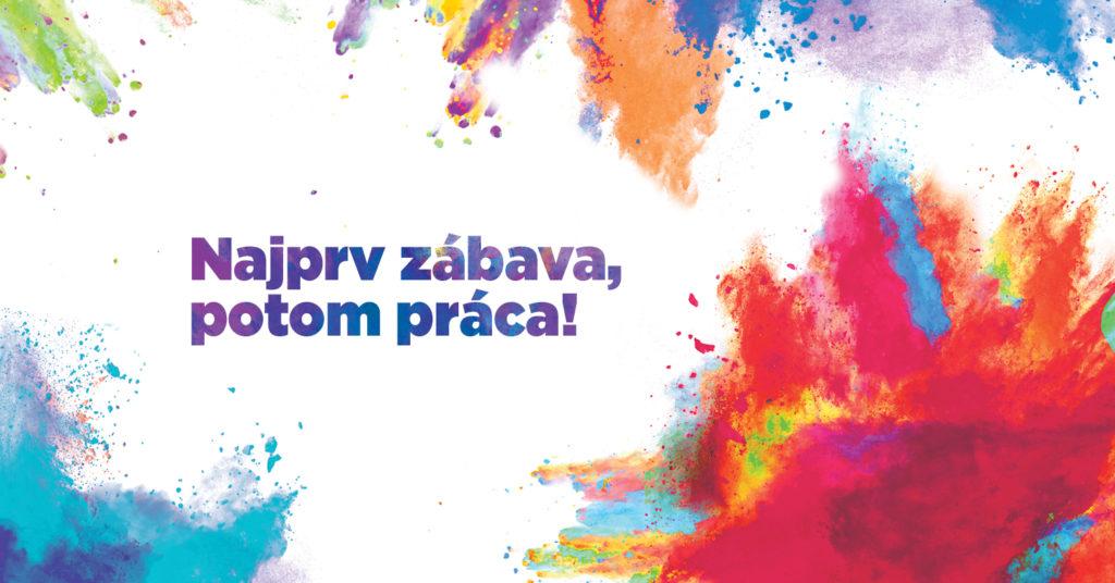 Najprv zábava, potom práca! Hľadá sa slovenský #FestivalovyProfesional