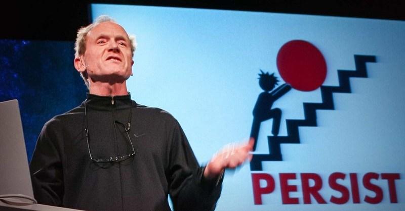 Richard St. John: Úspech je nekončiaca cesta
