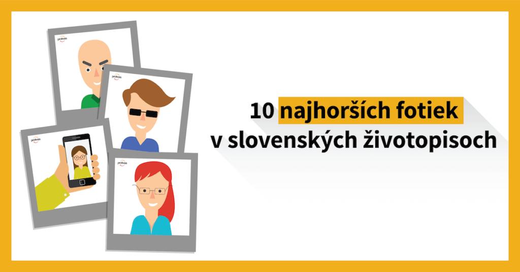 10 najhorších fotiek v slovenských životopisoch
