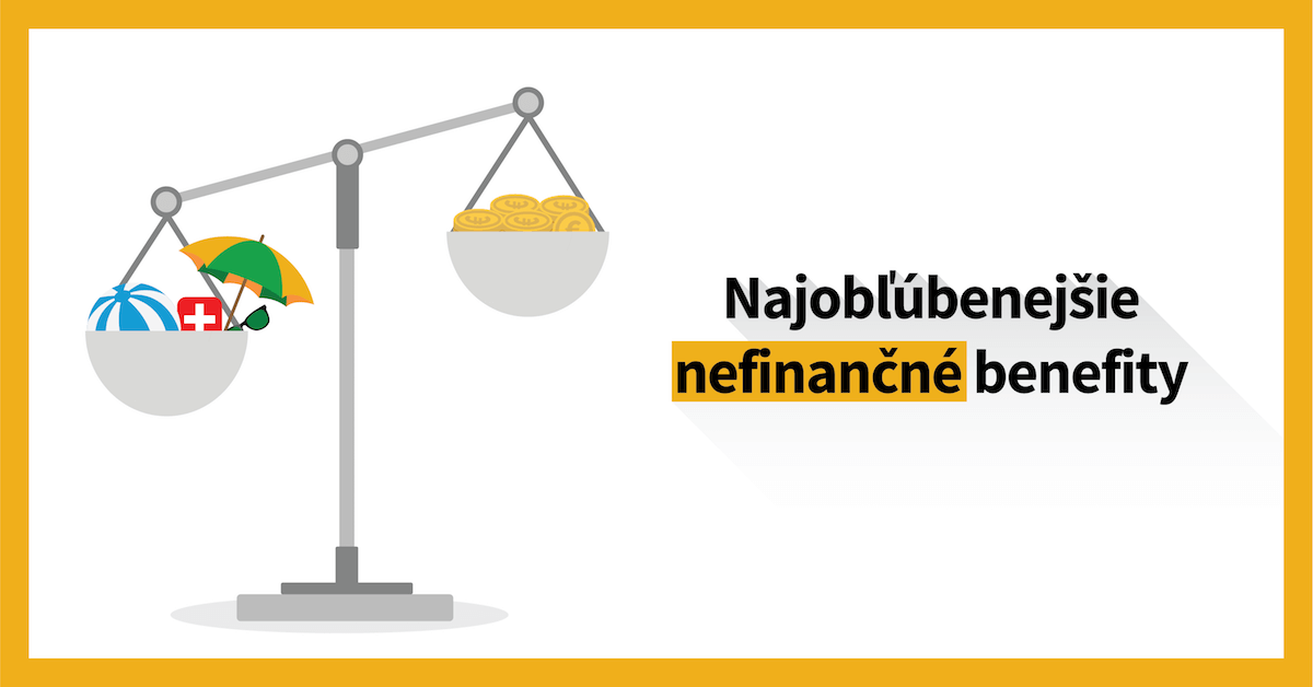 c3a8ca5452 Najobľúbenejšie nefinančné benefity  Ktorý by ste si vybrali