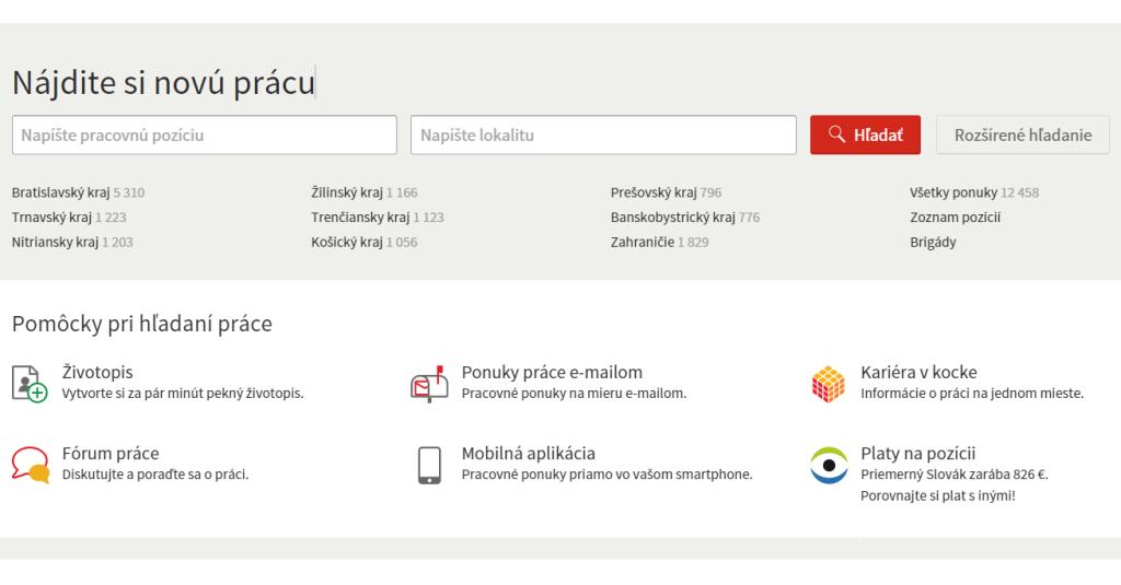 4 najdôležitejšie odpovede o facelifte Profesia.sk