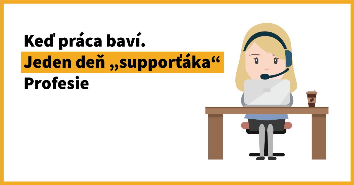 Profesia podpora