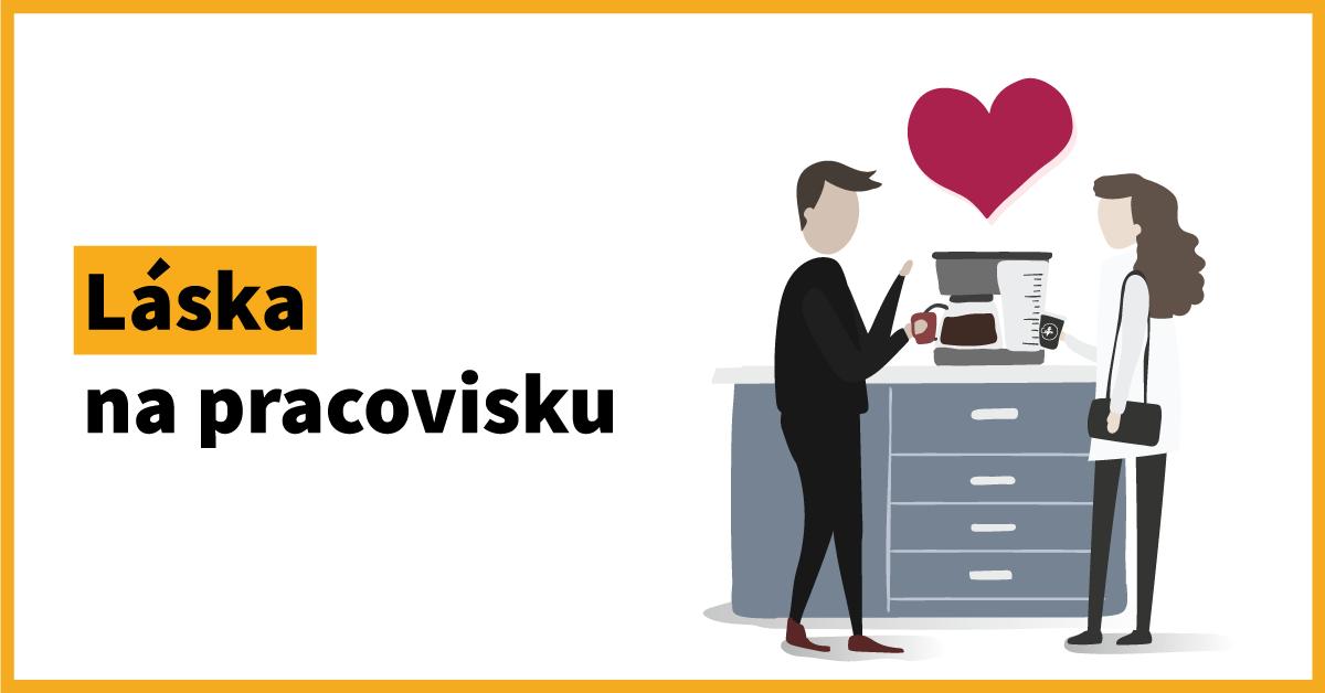 láska na pracovisku
